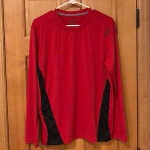 Men's Reebok long sleeve workout ready shirt